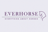 EVERHORSE EVERYTHING ABOUT HORSES logo